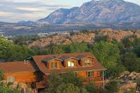 Log Home near Watson Lake - Prescott