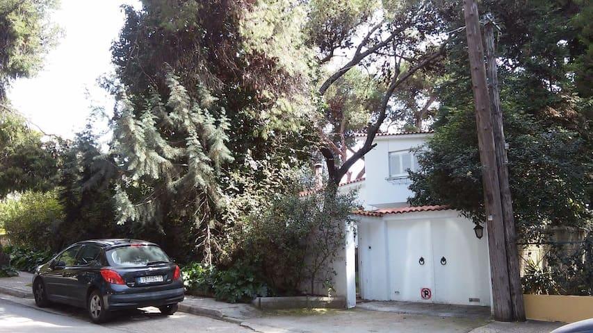 Fairytale Garden Villa - Kifisia - Villa