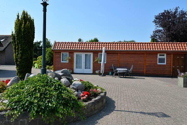 Heerlijk vakantiehuisje in Drenthe / Emmen
