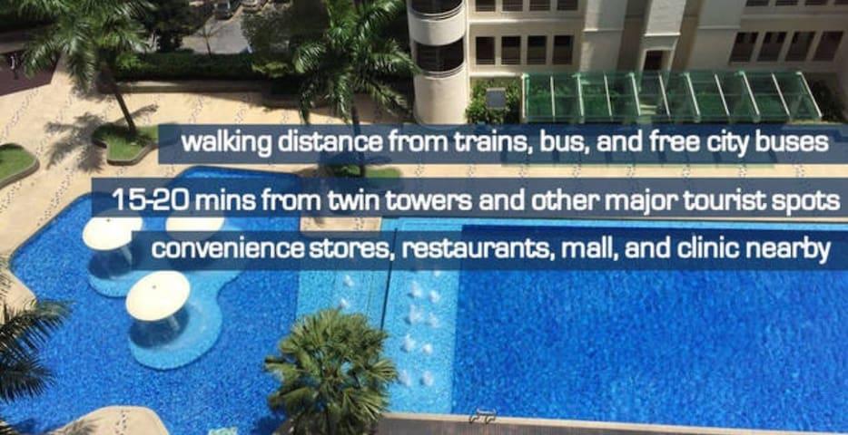 Comfy, Luxurious, Cheap, Convenient - Kuala Lumpur