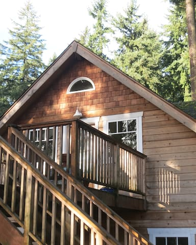 Lovely Vashon Island Carriage House - Vashon - Apartament