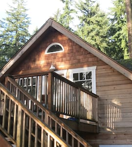 Lovely Vashon Island Carriage House - Vashon - Huoneisto