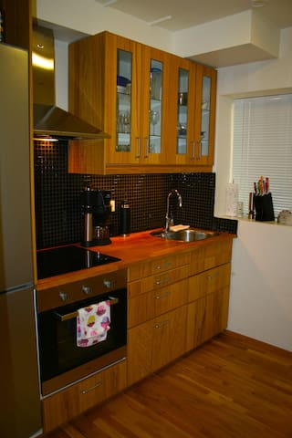 Nice kitchen with everything that you need