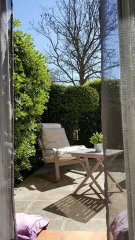 T2 avec jardin et parking Aix Pigonnet - Aix-en-Provence-Provence - Apartment