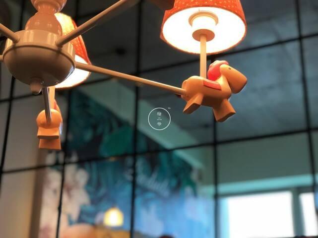 七月特惠·【时光寓·粉色经典】复式跃层精品一房一厅·湛江市中心·鼎盛广场·湛江机场·万达广场
