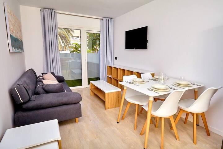 Apartamento 2 pax (1 dormitorio)