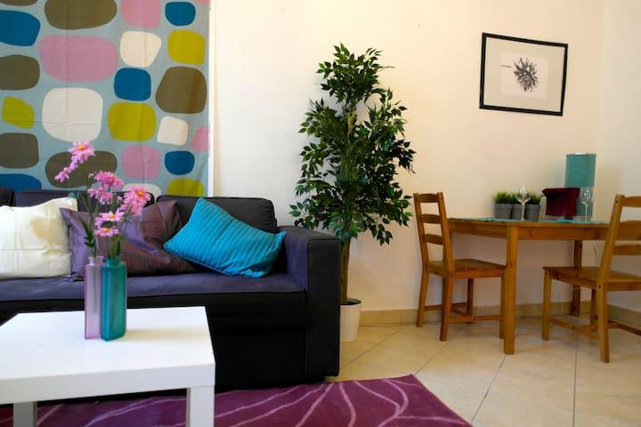 Hi5 Apartments 20 - Erzsebet square - Budapest - Appartement