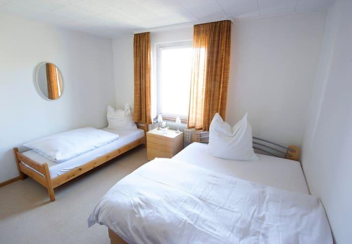 Privat Apartment3DZ/1ST Nähe Basel  - Grenzach-Wyhlen - Byt