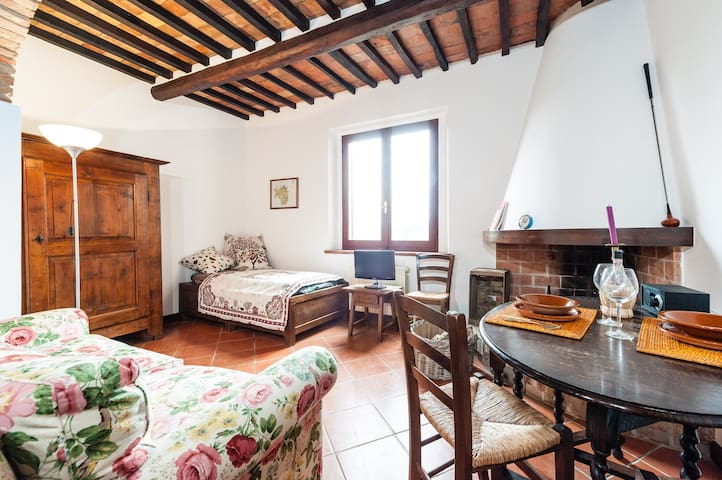 Charming Tuscany Village  - Castelfalfi - Appartement