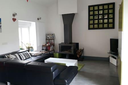 Chambre + P.déj. Firminy CORBUSIER - Firminy - Huis