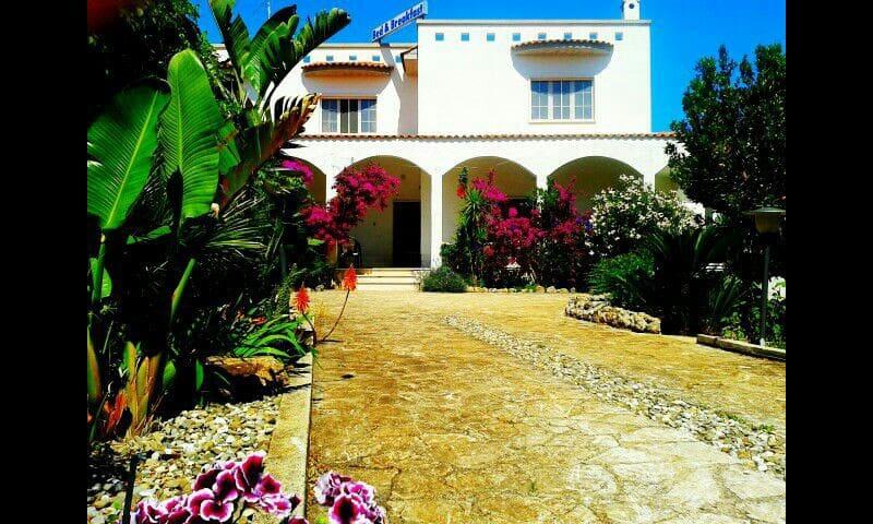 Bellissima villa a mare - Torre Santa Sabina - Bed & Breakfast
