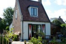 Monumentaal huisje