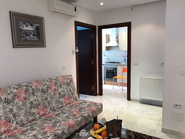 2 Rooms- Lac 2 -Near Tunisia Mall- غرفتين في لاك 2 - Tunis - Apartment