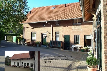 Craubekerhof - Klimmen