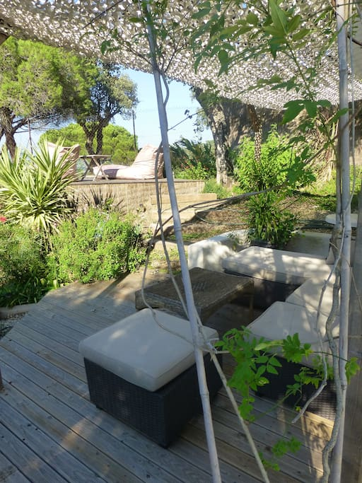 Location Mobil Home Camping Gassin