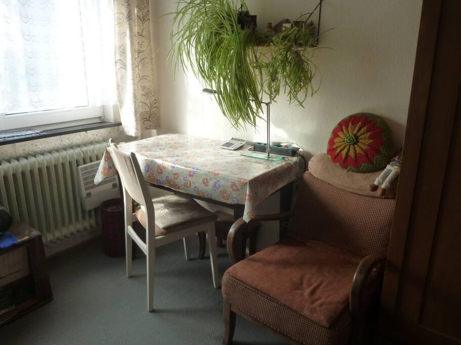 zimmer im retro haus bei darmstadt houses zur miete in m hltal hessen deutschland. Black Bedroom Furniture Sets. Home Design Ideas