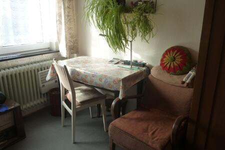 Retro-Style ex-Jugend-Zimmer im Retro-Style-Haus - Mühltal