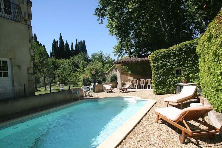 Un bain de soleil...