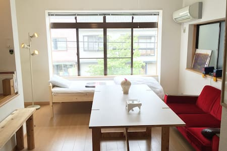 TOYAMACITY APARTMENT WHOLE TOOLATE GUESTHOUSE - Maison