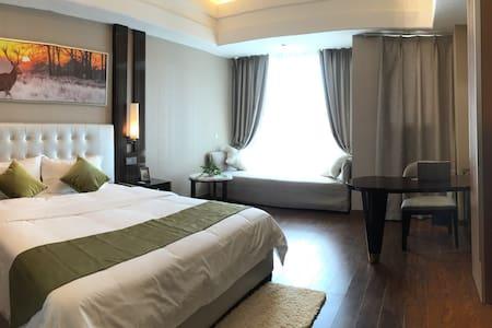 2华远国际公寓,江景房,看烟花最佳位置,房间可看见湘江,岳麓山,橘子洲 - Changsha