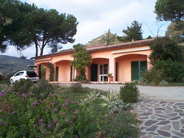 Appartamento vista mare Lacona - Capoliveri - Wohnung