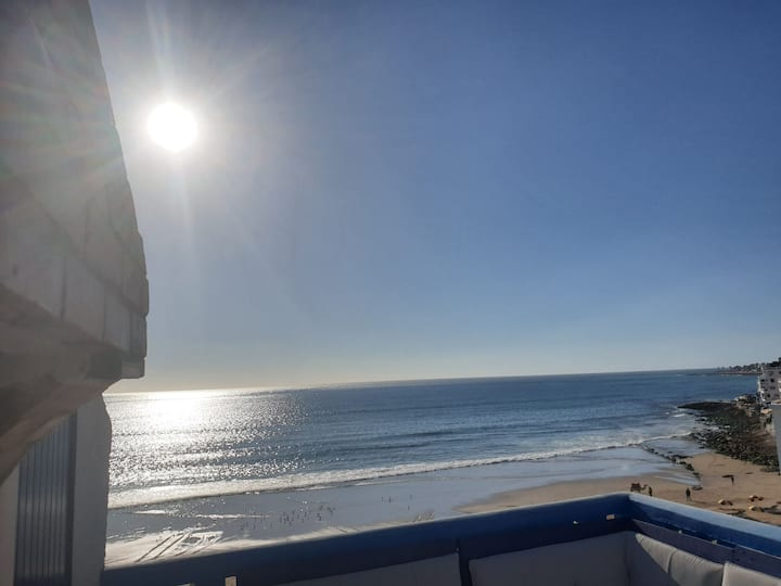 Taghazout, sea view whole appartement for you !