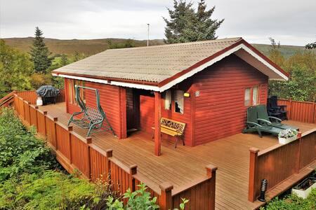 Cozy cabin in Skorradalur, Western Iceland