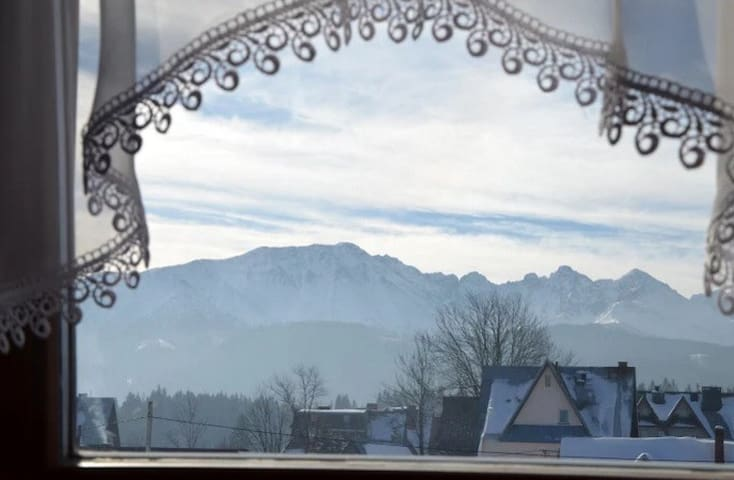 FAMILY room with TATRA panorama - Murzasichle