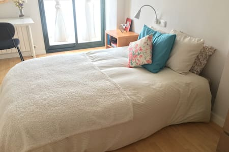 Double room and private bathroom - Maó