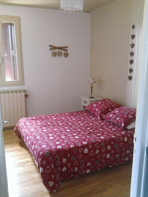 Chambre 1 (2 pers)