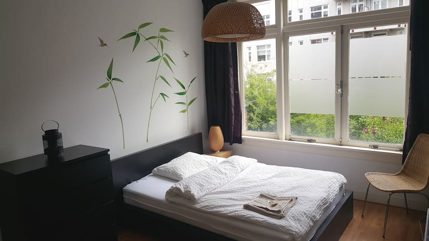 Knus,rustig & praktisch overnachten