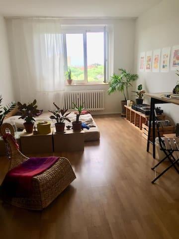 Cosy bright room in the heart of Kreuzberg