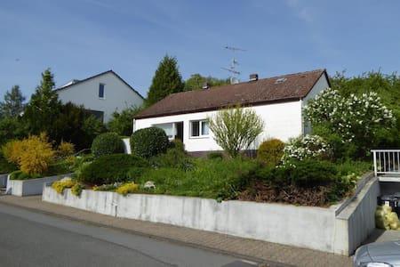Retro-Style Haus mit WLAN - Mühltal - Casa