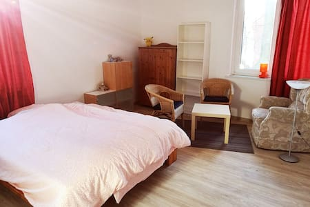 big bedroom in WG - Göttingen - Appartement