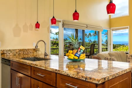 Spectacular Ocean View condo beautiful inside out.