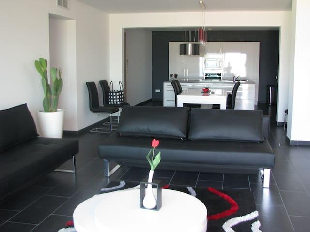 Appartement neuf, vue imprenable sur baie Ajaccio - Pietrosella - Appartement