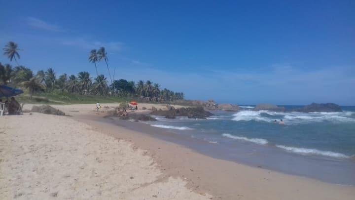 Praia, paz e sossego!