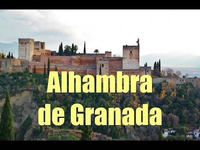 Murcia B&b, stay before to visit Granada Alhambra
