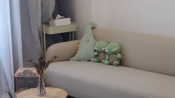 沙发位共享住宿