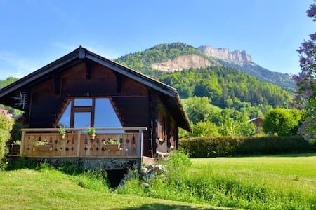 Le Petit Skieur B&B - Le Sappey-en-Chartreuse - Bed & Breakfast
