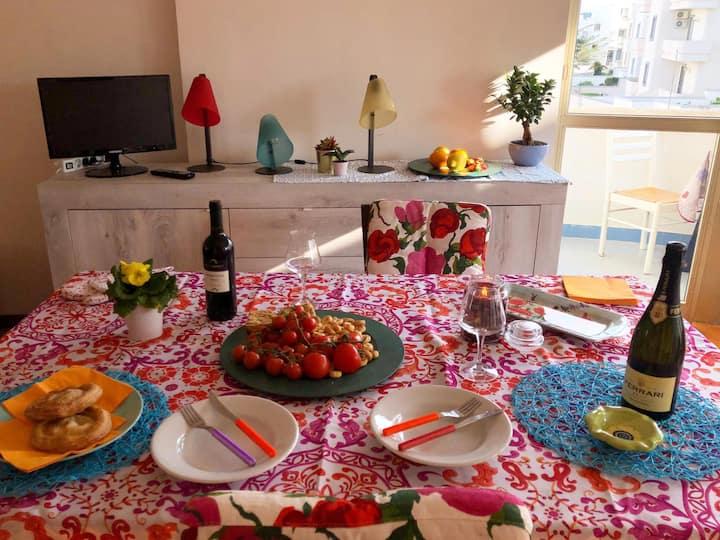 Otranto center★sea house★pet friendly★families