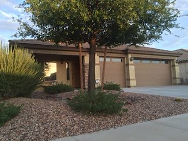 Warm Home in Maricopa 1 - Maricopa - House