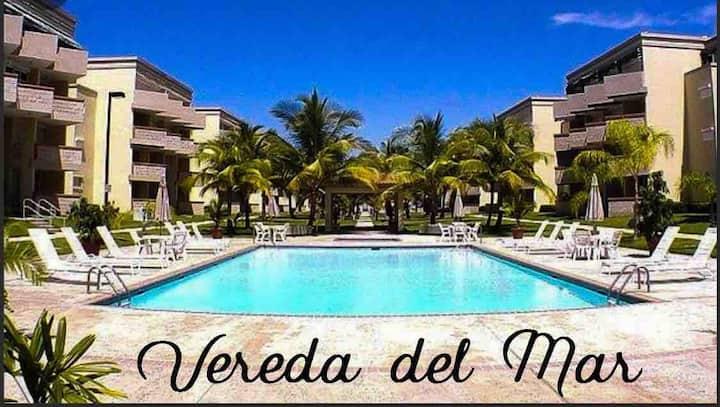 Modern Beach Front Apartment, near El Yunque.