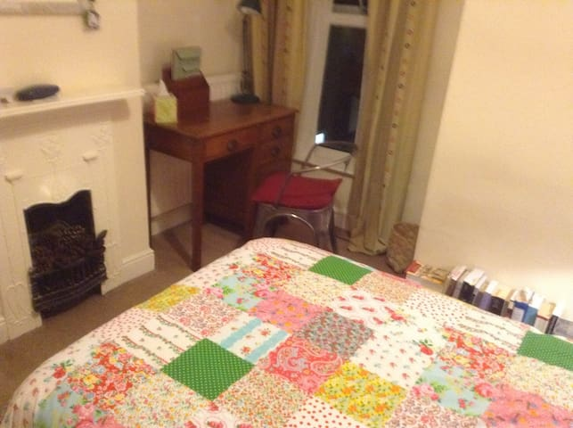 Large single room in period home. - Norwich - Bed & Breakfast