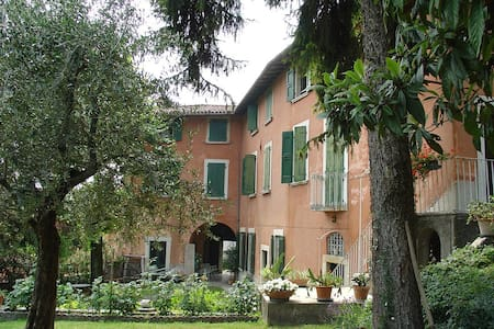 Charming Venetian house  near Salò - Villanuova Sul Clisi - House