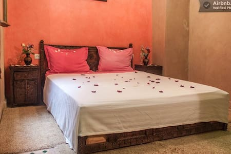 Private room at Riad Tamazouzte - Marrakesh - Bed & Breakfast