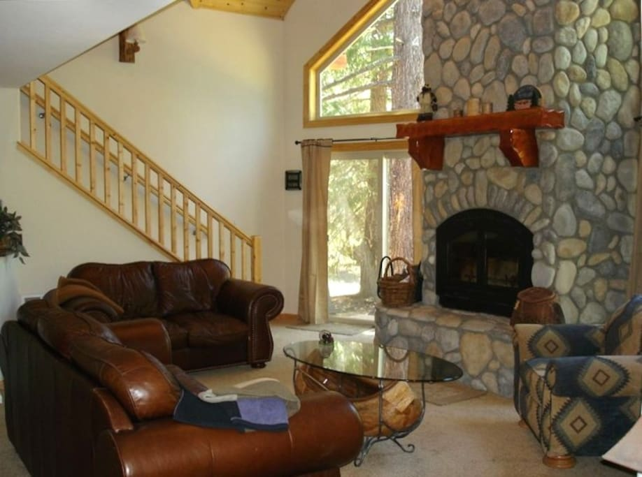 Very Spacious Living Area with all the comforts you expect