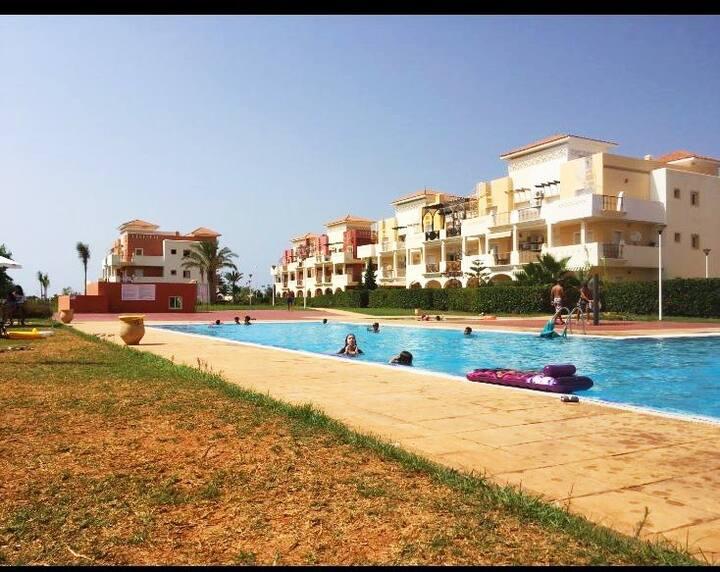 Appartement résidence avec piscine AP4