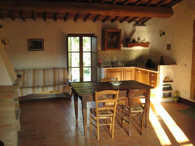 Granaio between Siena and Grosseto - Pari