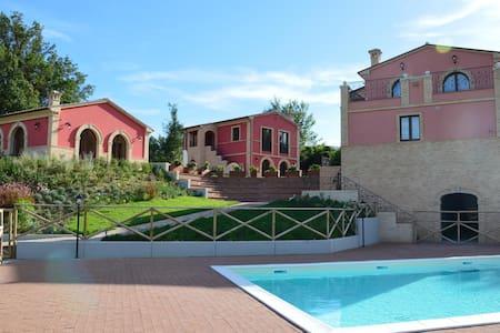 Agriturismo Villa Ninetta - Il Glicine - Caldarola - 公寓